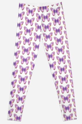 Fantasy Butterfly Leggings